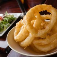Sides - Nkwa Dua Onion Rings