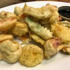Nkwa Dua Starters - Assorted Battered Veggies